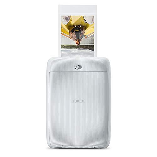 Fujifilm Instax Mini Link Smartphone Printer - Ash White