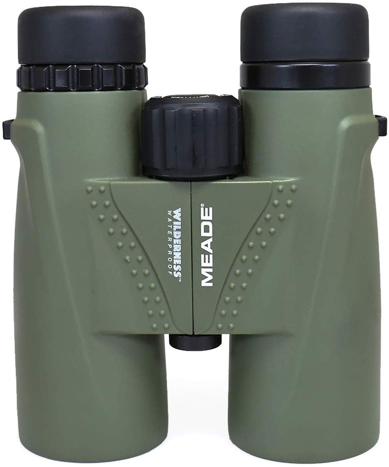 Meade Instruments 125024 Wilderness Binoculars - 8x42 (Green)