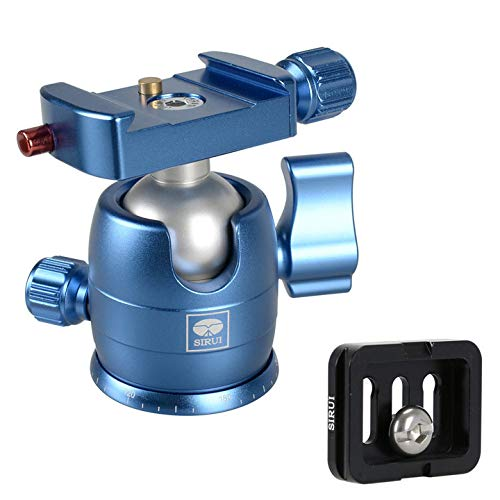 Sirui B-00 Series Mini Ball Head (Blue)