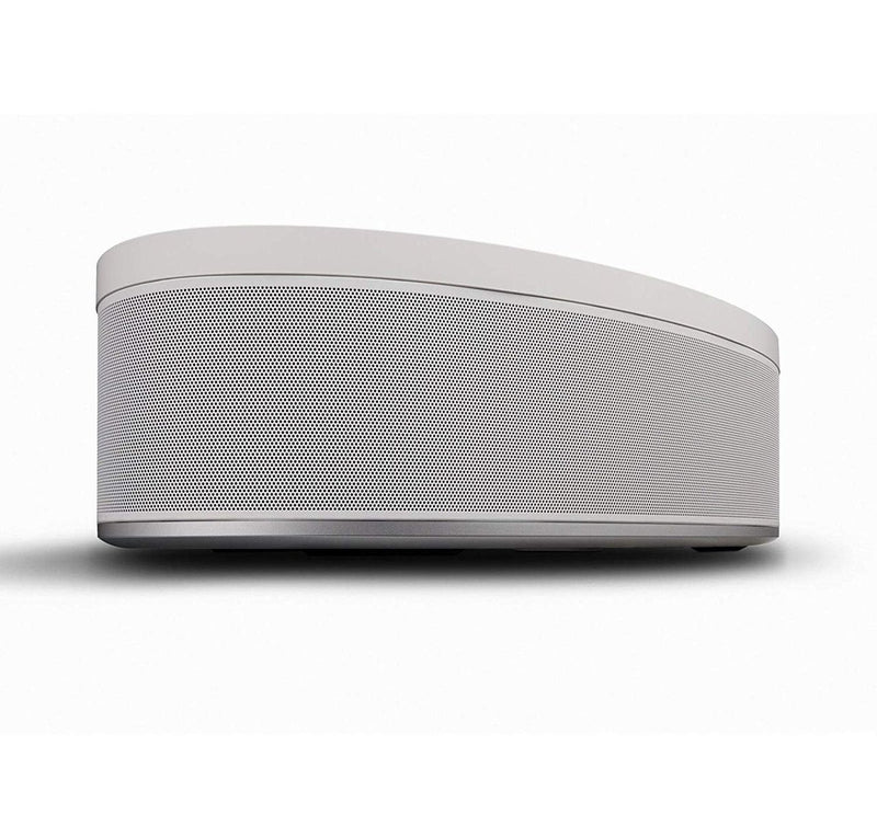 Yamaha MusicCast 50 WX-051 70W Wireless Speaker, Alexa Voice Control, White, Single