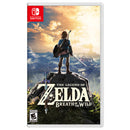 Nintendo Switch Lite (Turquoise) Bundle with Cleaning Cloth + The Legend of Zelda: Breath of the Wild