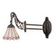 ELK 079-TB-04 Mix N Match 1-lt Swing Arm Wall Sconce