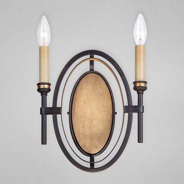 Eurofase 25644 Infinity 2-lt Wall Sconce