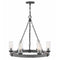 Hinkley 29206 Sawyer Outdoor 6-lt Chandelier