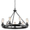3110209 Ravenwood Manor 9-lt Chandelier