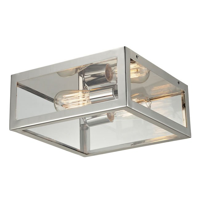 ELK 31211/2 Parameters 2-lt Semi Flush Mount