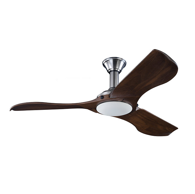 "Minimalist 56"" Ceiling Fan with LED Light Kit"