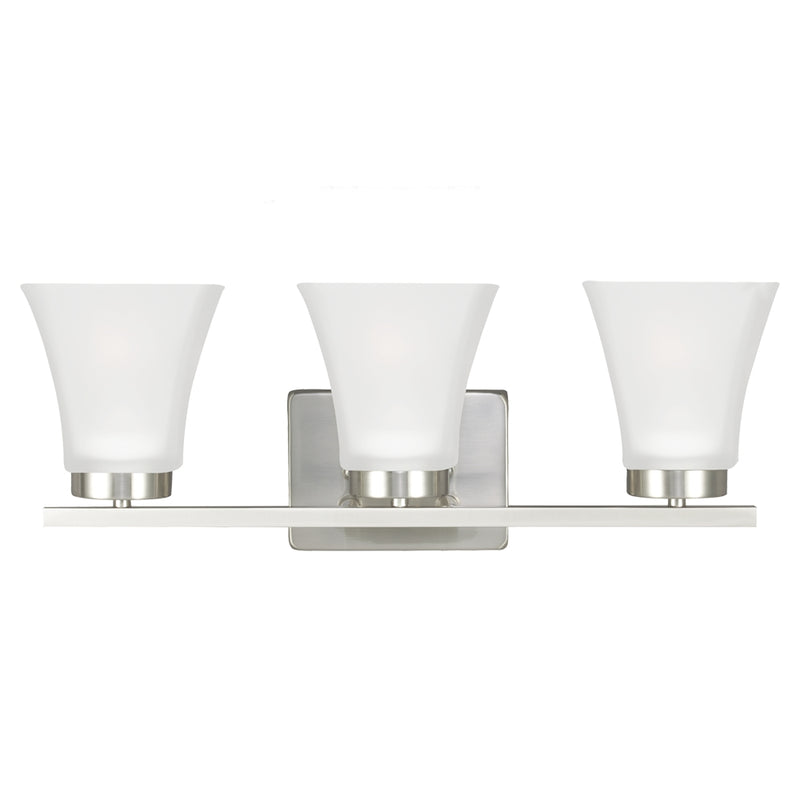 4411603 Bayfield 3-lt Wall / Bath Sconce