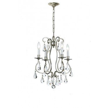 Ashton 4-lt Chandelier