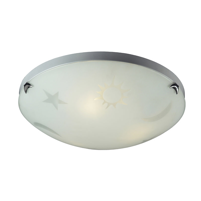 ELK 5088 Novelty Celestial Sky Flush Mount