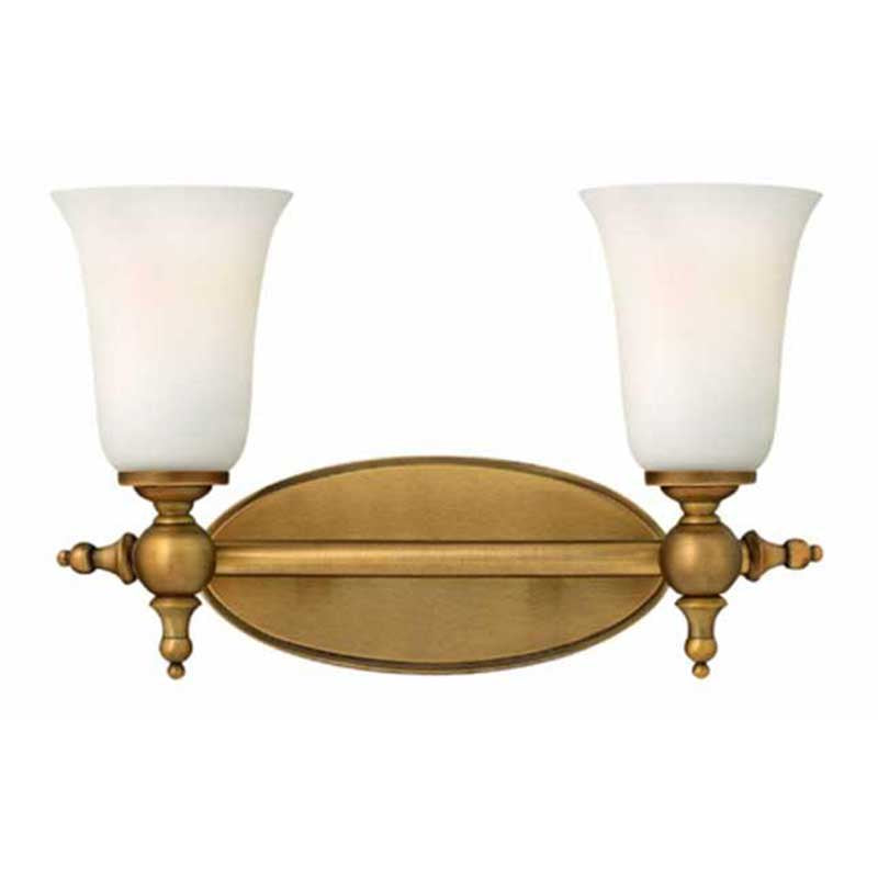 Hinkley 5742 Yorktown 2-lt Bath Light
