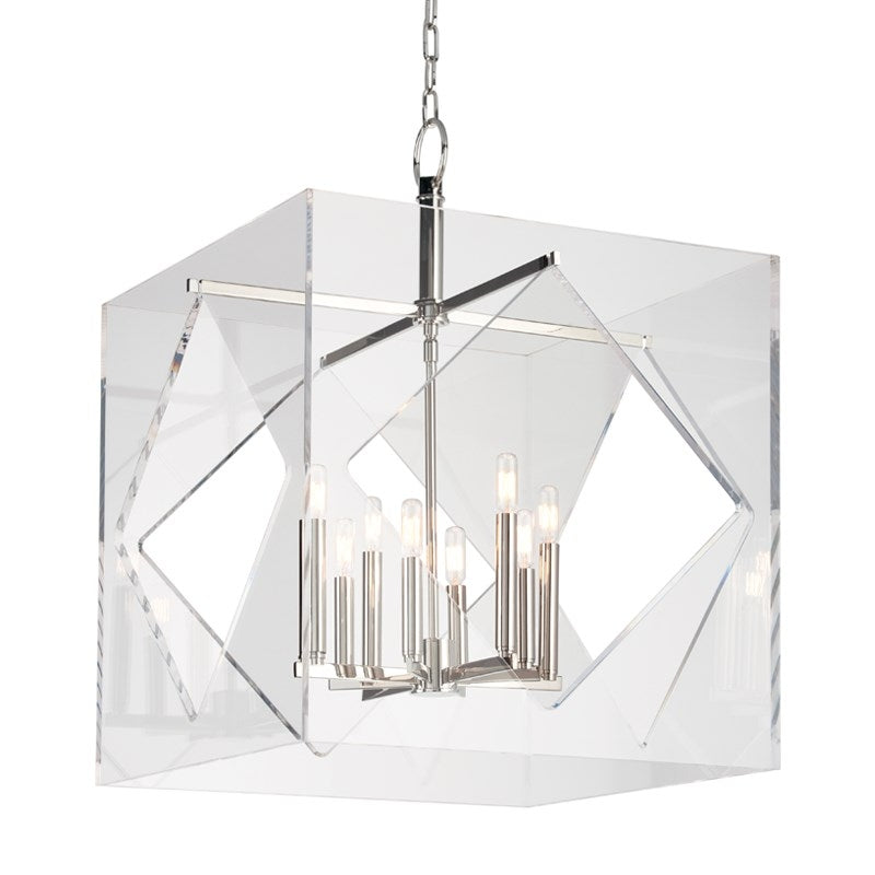 Hudson Valley 5924 Travis 8-lt Chandelier