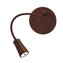 Access 70003 Epiphanie 1-lt LED Gooseneck Wall Lamp