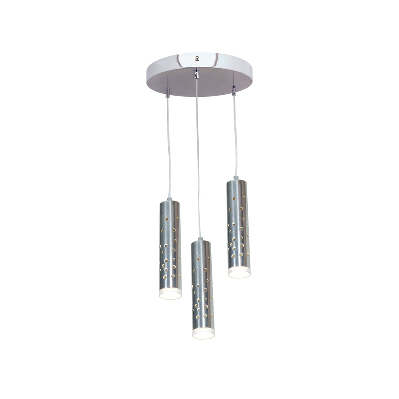 Access 70049 Rain 3-lt LED Chrome Pendant - LBC Lighting