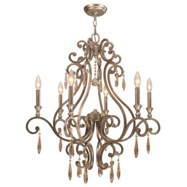 Shelby 6-light Chandelier
