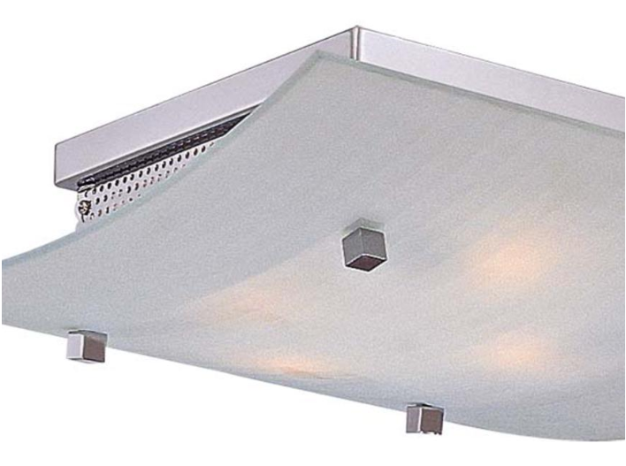 P8067 Pillow 4-lt Flush Mount
