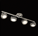 Elan 83383 Sevier 4-lt LED Fixed Rail
