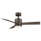 "Modern Forms FR-W1803-44L Axis 44"" Ceiling Fan with LED Light Kit, 3000K"