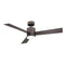 "Modern Forms FR-W1803-52L Axis 52"" Ceiling Fan with LED Light Kit, 3000K"