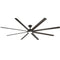 "Modern Forms FR-W1805 Hydra 120"" Ceiling Fan with LED Light Kit, 2700K"