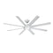"Modern Forms FR-W1805 Hydra 80"" Ceiling Fan with LED Light Kit, 2700K"