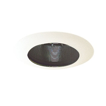 "Nora NTM-29 6"" Stepped Baffle with Metal Trim - LBC Lighting"