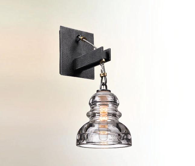 Troy Menlo 1-lt Wall Sconce