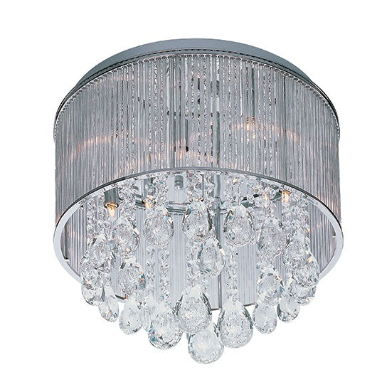 ET2 E22293 Gala 9-lt Flush Mount