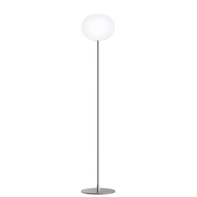 "Flos Glo-Ball F2 69"" Tall Floor Lamp"