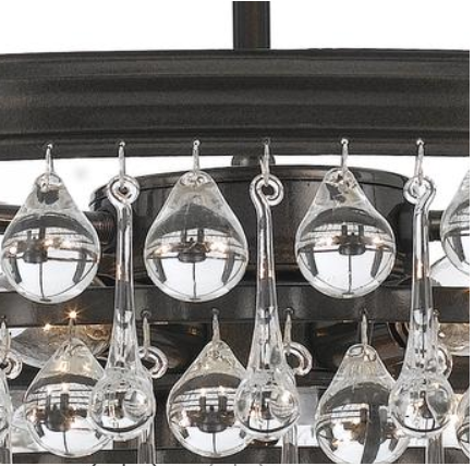 Calypso 8-light Chandelier