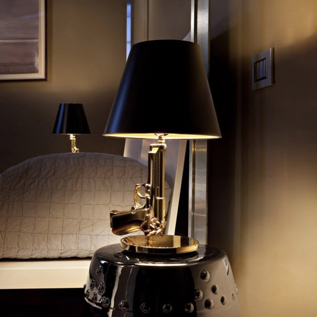 Flos Guns Bedside Table Lamp