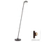 P4304 George's Reading Room 1-lt LED Pharmacy Floor Lamp