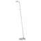 P4334 George's Reading Room 1-lt LED Pharmacy Floor Lamp