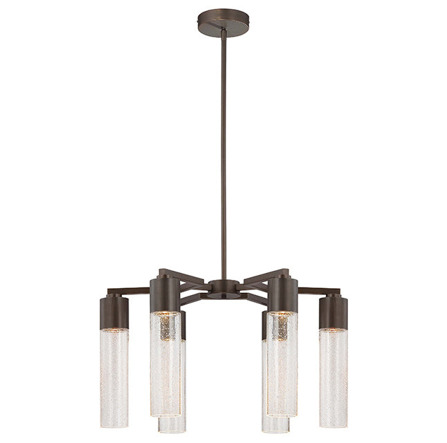 P975 Light Rain 6-lt Chandelier