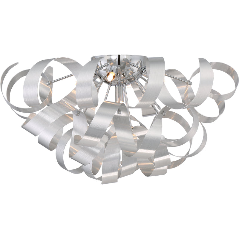 Quoizel RBN1622 Ribbons 5-lt Flush Mount - LBC Lighting