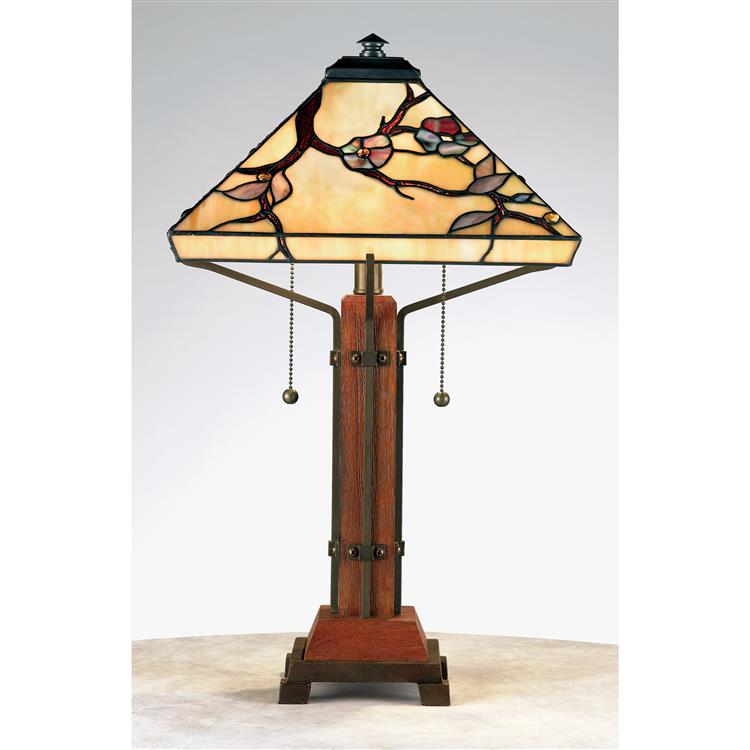 Quoizel TF6898 Grove Park Table Lamp