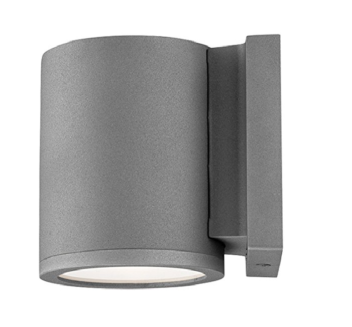WAC WS-W2605 Tube 16W LED Outdoor Wall Mount, Single Light