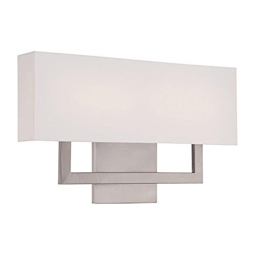 "WAC WS-13122 Manhattan 22"" 1-lt LED Wall Sconce"