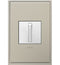 Adorne ASWR1532 Whisper Switch - 15 Amps, Single-Pole/3-Way