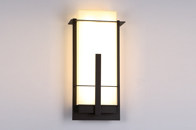 "Modern Forms WS-W22520 Kyoto 20"" LED Outdoor Wall Light"