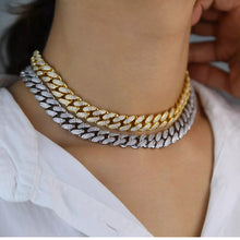 Load image into Gallery viewer, ICY Women Cuban Chain