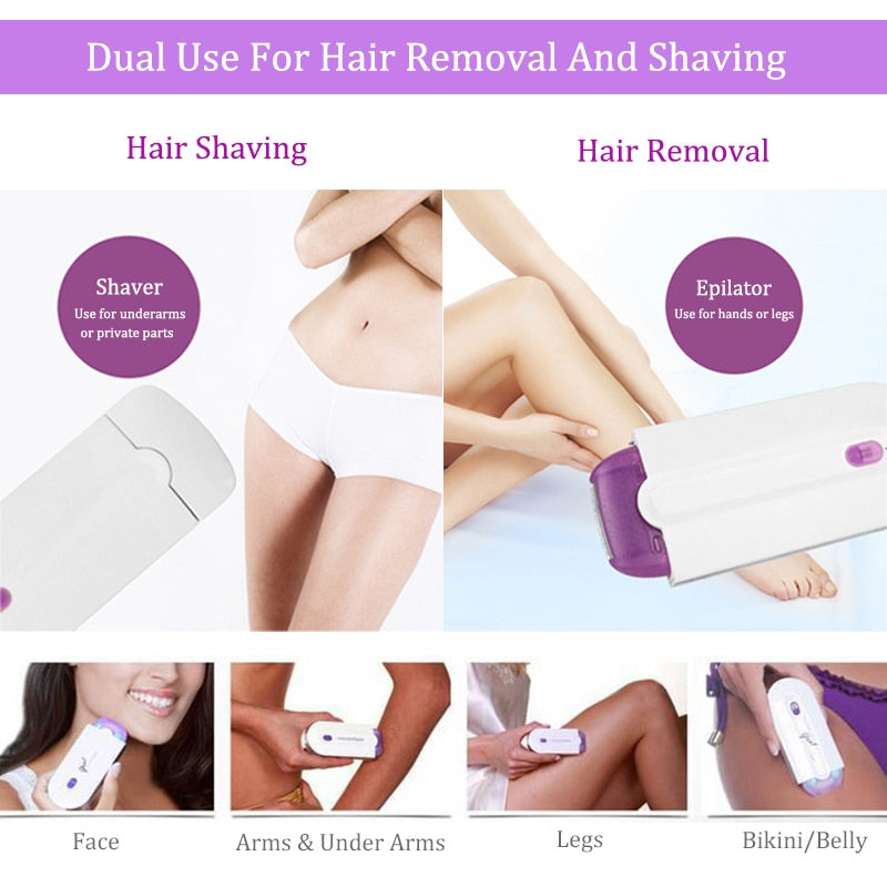 AsaGlide™ Hair Removal Kit