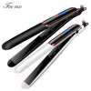 2-in-1 Wet & Dry Hair Straightener Curler