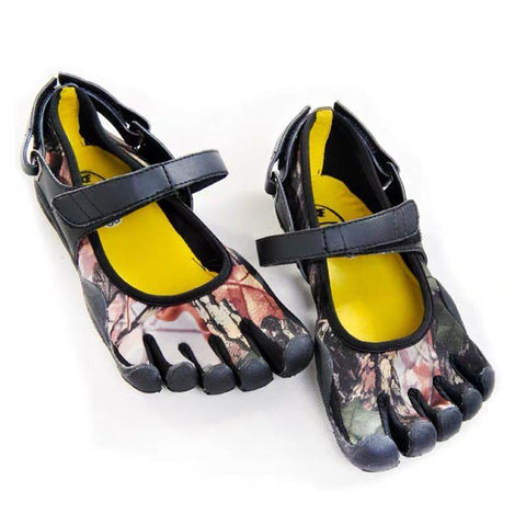 Best Five Finger Shoes Of 2021: Pumps Five Finger Shoes with a strap-style1