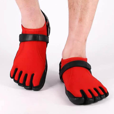 Best five finger shoes of 2021: Classic Five Finger Shoes-red