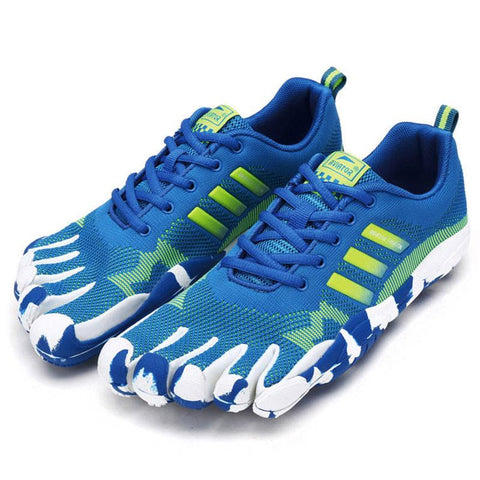 Best Five Finger Shoes Of 2021: Aviator Breathable Five Toe Shoes