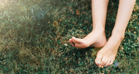 Running Barefoot For Healthier and Happier Feet