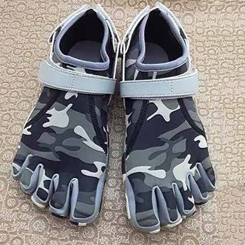 Best Five Finger Shoes Of 2021: Outdoor Camo Five Finger Shoes style3