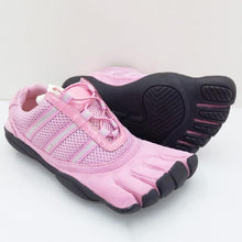 Load image into Gallery viewer, Pink Stretch Five Finger Shoes Non-slip Rubber Training Shoes With Separate Toes