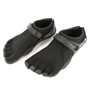 Classic Black Five Finger Running Shoes Hiking Shoes Yoga Toe Shoes